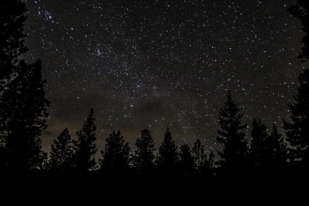 Starry Sky 2 Ghormley Meadow Christian Camp